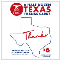 Texas Thanks Bundle Red and Blue