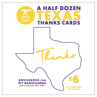 Texas Thanks Bundle Purple and Yellow