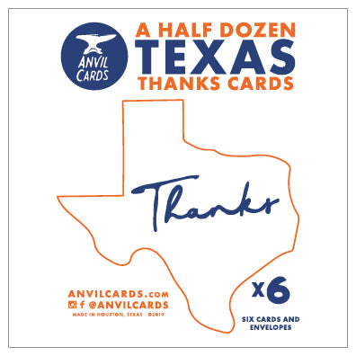 Texas Thanks Bundle Orange and Blue