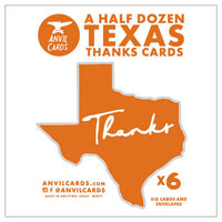 Texas Thanks Bundle Orange and Gray
