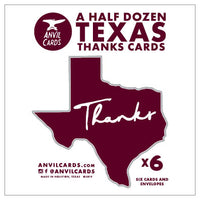 Texas Thanks Bundle Maroon and Gray