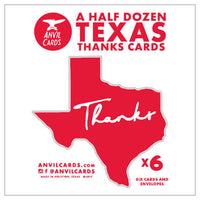 Texas Thanks Bundle Red and Gray