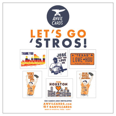 Let's Go 'Stros Bundle