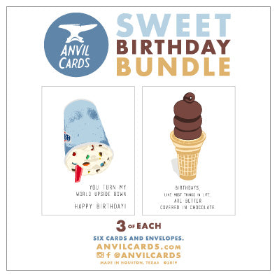 Sweet Treats Birthday Bundle