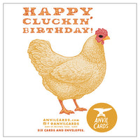 Happy Cluckin' Birthday Bundle