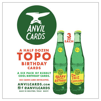 Topo Birthdays Bundle
