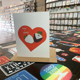 Love is Sweet Greeting Card