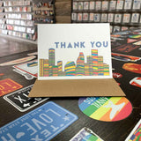 Houston Thank You Card | Houston Pride