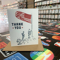 Veterans Thank You Card