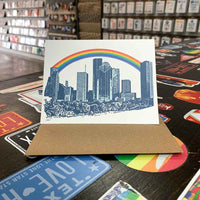Houston Strong Greeting Card