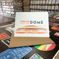 There's No Place Like Dome | Astros Vintage Rainbow