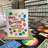 Magically Delicious Birthday Card