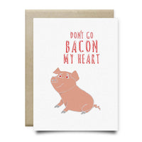 Dont Go Bacon My Heart - Cards