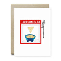 En Queso Emergency - Cards