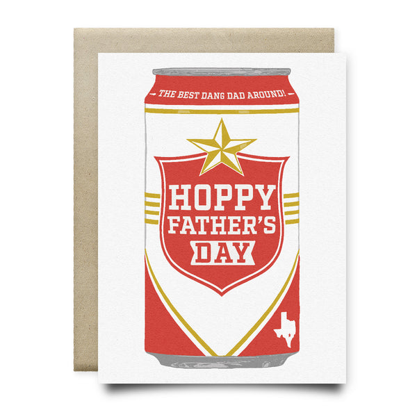 Hoppy Father's Day - Lone Star