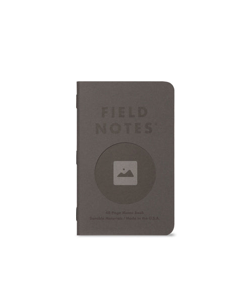 Field Notes Vignette Memo Books