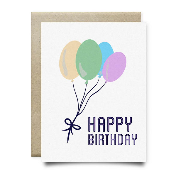 Fly Away Birthday - Cards