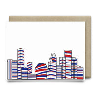 Houston Love | Red White and Blue - Cards