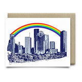 Houston Strong Greeting Card - Cards