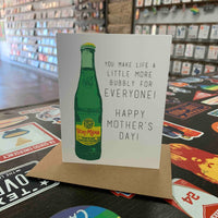 Topo Chico Mother's Day Card