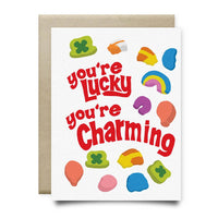 Youre Lucky Youre Charming - Cards