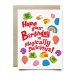 Magically Delicious Birthday Card - Cards