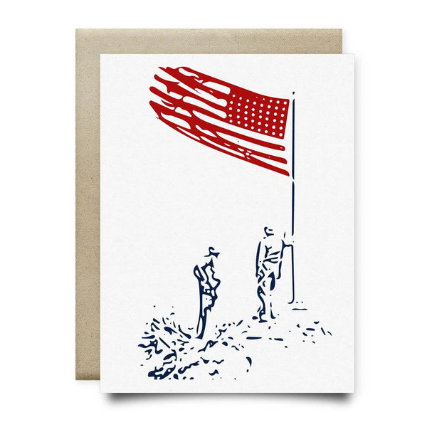 Flag Salute - Cards