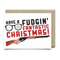 Have a Fudgin' Fantastic Christmas Card