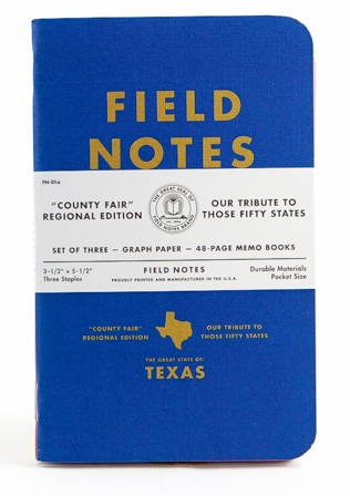 Field Notes County Fair 3 Pack