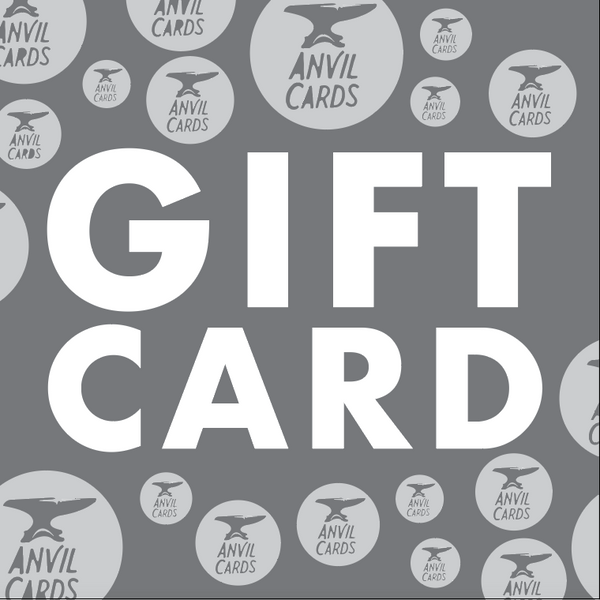 Anvil Cards Gift Card