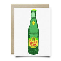 Topo Thank You Card - Cards