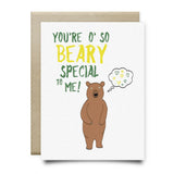 Youre OSo Beary Special - Cards