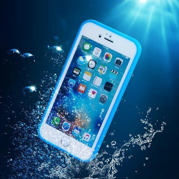Waterproof lifeproof Ultra Thin iphone 5 6 7 8 Plus Case