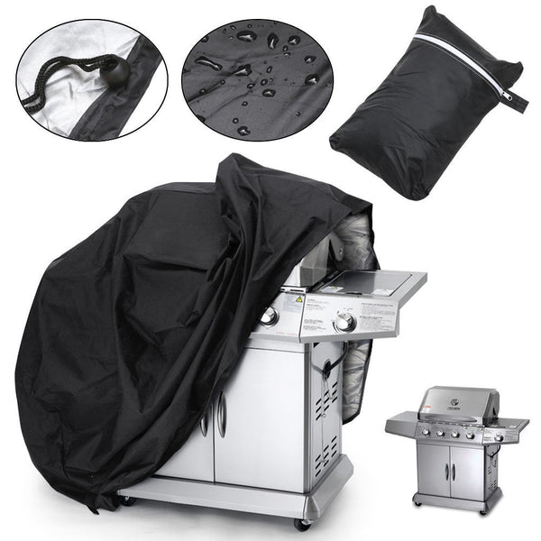 BBQ Gas Grill Cover 57 Barbecue Waterproof Outdoor Heavy Duty Protection USA