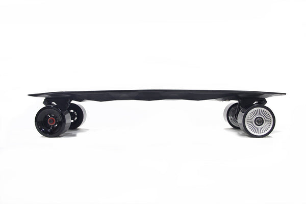 Electric Boosted Motorized Skateboard MAX 2 Waterproof Speed 36 Mph