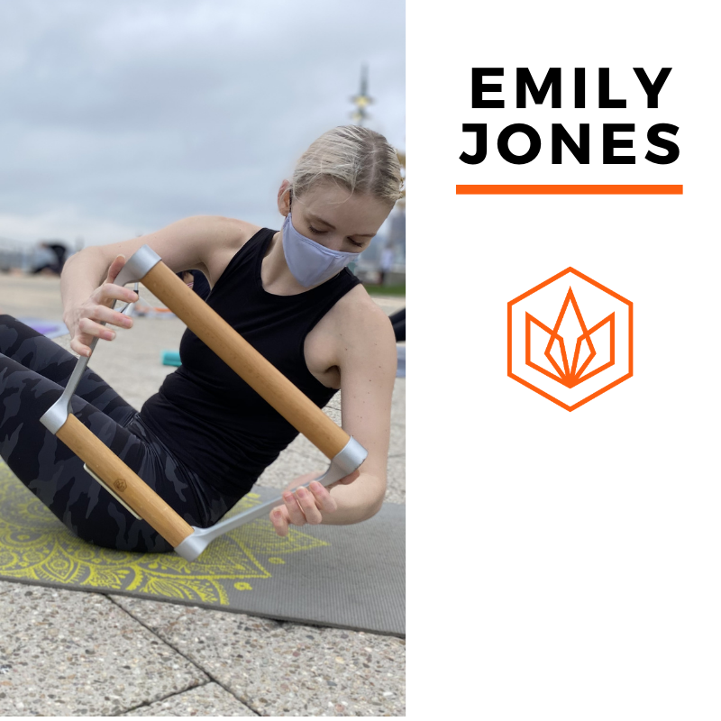Find your fire with Emily | 12/12