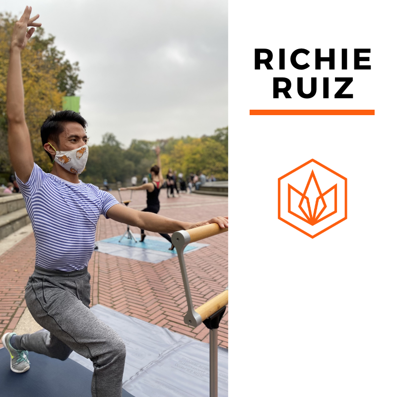Disco with Richie Ruiz | 11/21
