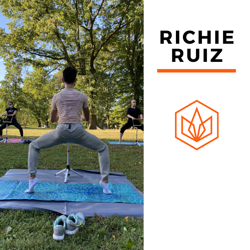 Disco with Richie Ruiz | 11/28
