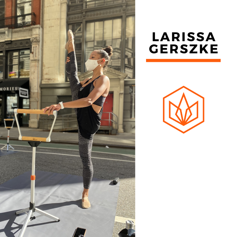 Ballet with Larissa | 11/28