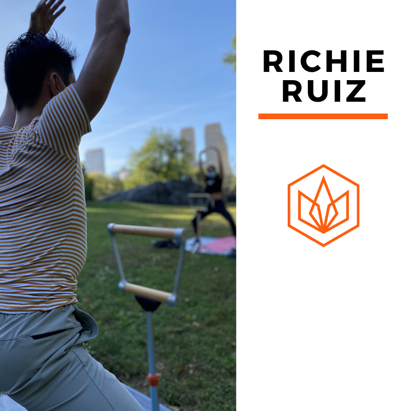 Ballet Barre with Richie | 01/09/21 @11:45 AM