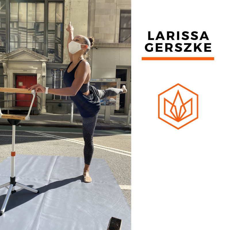 Ballet with Larissa | 12/5