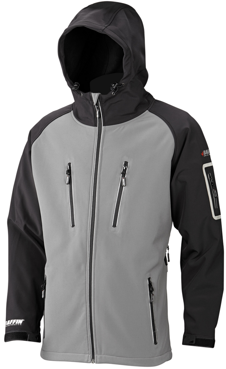 VENT-MAX HOODED JACKET (MEN)