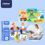 MiDeer Yoga Cards Game, Yoga for Kids and Family