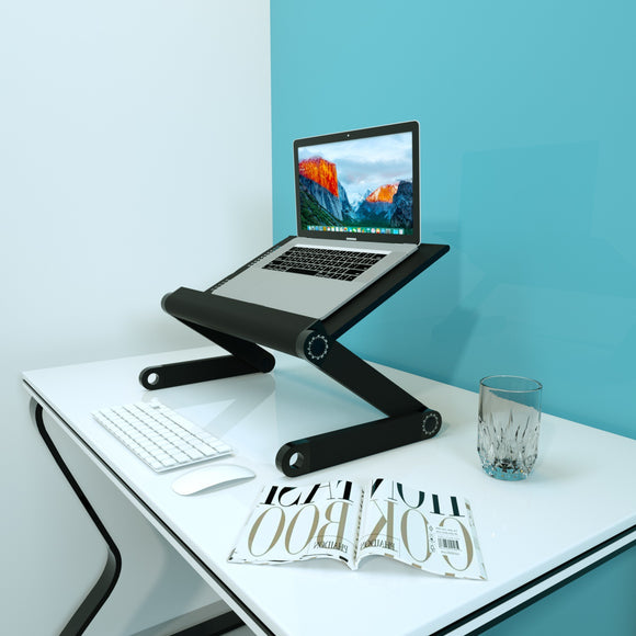 Aluminium Alloy 360 Laptop Stand