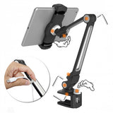 Tablet / Mobile Flexi Holder Mount Clamp 360 Deg Adjustable