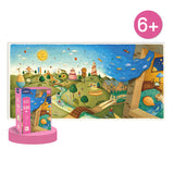 530 / 1000 piece Jigsaw Puzzle by MiDeer. Perfect educational toy/ game for kids 6 years and adults