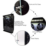 Watch Winder 6+0 German Technology, Anti-magnetic design