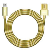 Remax RC-80 Aluminium Reversible USB cable for Apple-Lightning/Micro/Type C -1 meter (4 colors)
