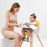 Nordic Style Classic Baby High Chair