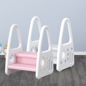 Child Safety Double Step Stool (2 Colours)